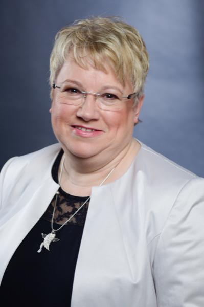 Portraitfoto Trauerrednerin Elke Klengel
